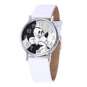 HWCOO Belle Montre Bracelet Montre Mickey Mouse à la Mode pour Femmes (Color : 2) (HWCOO Store, neuf)