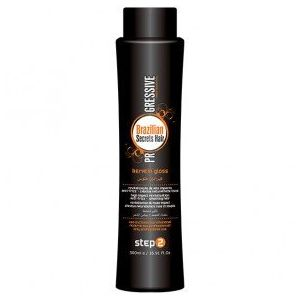 Brazilian Secrets Hair - Keratin Gloss 500Ml Bsh (freecosmetique, neuf)