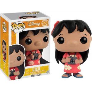Funko - POP Disney - Lilo & Stitch - Lilo (US-ZINC, neuf)