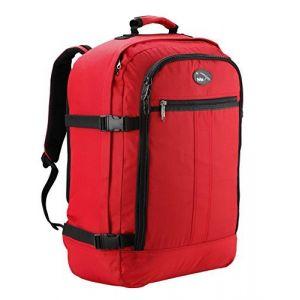 Cabin Max Metz - Sac à dos et bagage à mains pour cabine léger et certifié conforme - 44L 55 x 40 x 20 cm (photo cartes postales) 2KT4GQXHy