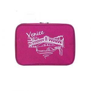 Makeup Sac de rangement à suspendre pour cosmétiques Rose (Sanwood, neuf)