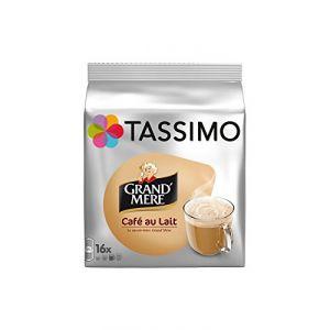 Tassimo Grand Mère Café au Lait (lot de 48 capsules) (SELFDRiNKS, neuf)