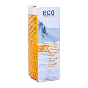 Eco Cosmetics visage 30ml SPF30 Sun Gel transparentes (taleoo, neuf)