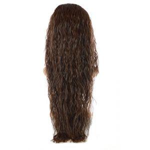 Extension Ondulation Egyptienne Marron Foncé | Extension Capillaire une pièce |Légère texture gaufrée | Raie en forme de V (Hair By MissTresses, neuf)