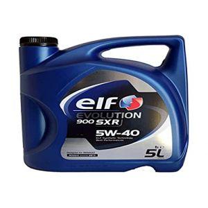 ELF Evolution 900SXR 5W-40Huile dans Le bidon de 5L (TopCar24, neuf)