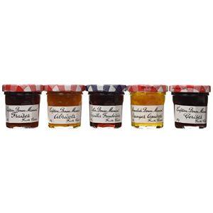 rench assortment jam, strawberries, apricots, raspberries, orange bitter, cherries Bonne Maman-assortiment confiture, fraises, abricots, framboises, orange ameres, cerises - 250 gr (RALAYS STORES, neuf)