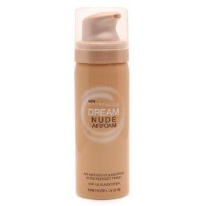 Fond de teint Dream Nude Mousse - Gemey Maybelline (COSMETICS & Co, neuf)