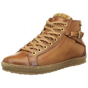 Pikolinos Lagos 901 I16, Sneakers Hautes Femmes, Marron (Brandy), 38 EU (Calzados Vesga, neuf)