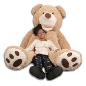 Banabear Lerosier Nounours Peluche géants de 130 à 340 cm !! Teddy Bear Ourson Ours Immense (200 cm) (lerosier1234, neuf)