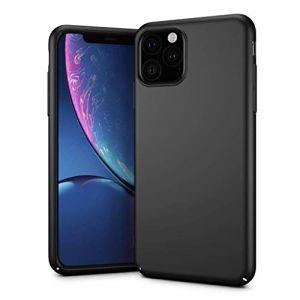 """Coque pour iPhone 11 Pro Max, Matière PC - 6.5"""" - [Ultra Mince] [Ultra Léger] Anti-Rayures, Anti-dérapante pour iPhone 11 Pro Max 6.5pouces(2019) (Noir) (MuSheng, neuf)"""