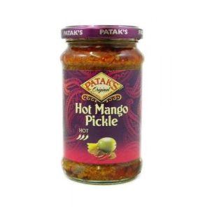 Patak's - Pickles de mangues - mangues en marinade - épicé - 2 x 283 g (Jalpur Millers Online, neuf)