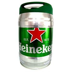 Fût 5L Beertender Heineken (Bière-Discount, neuf)