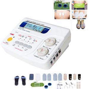 Machine de masseur TENS de stimulateur d'électro-acupuncture Santé corps multifonctionnel se détendre massage de pied de stimulation d'acupuncture (Efficient work movement, neuf)