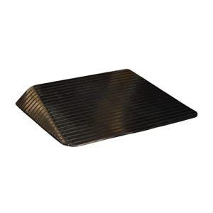 HomeCare Innovation | Rampe de seuil dacces en caoutchouc handicape de trottoir | Rampes de passe passage de seuil porte d acces pour fauteuil roulant - Noir (5 x 41 x 110 cm) (HomeCare Innovation BV, neuf)
