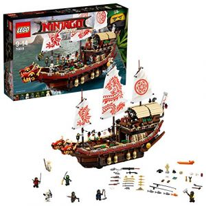 LEGO Ninjago - Le QG des ninjas 70618 - Jeu de Construction (Earlsgate Group, neuf)