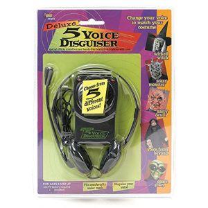 Changeur de voix Scream avec casque (ShoppersBayUK, neuf)