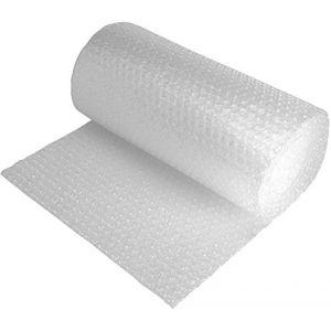 Idream Rouleau de Papier à BullesTransparent pour Emballage de Protection - 30cm x 30m/20m/10m de Long Pack of 30cm x 10m (Panlom-Direct, neuf)