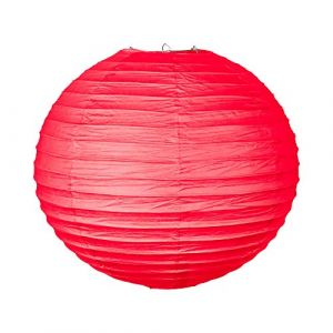 Skylantern Original 1466 Lanterne Boule Papier Rouge 40 cm (Fêter et Recevoir, neuf)