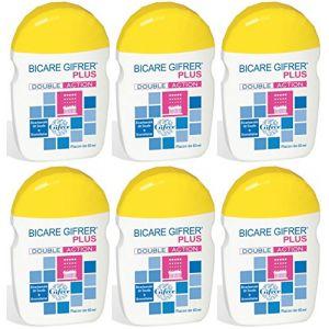 Gifrer Bicare Plus Lot de 6 (pharmacie de la gare, neuf)