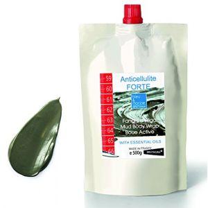 Boue d'Algues aux Huiles Essentielles Anti-cellulite Forte 500 g - Cure 1 Mois Anti-cellulite Ventre et Hanches (bleu & marine Bretania Professional Cosmetics, neuf)