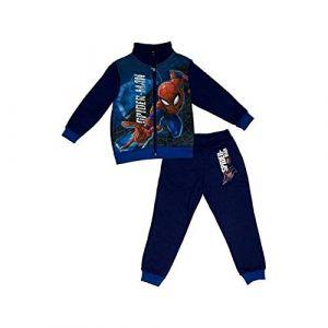 Ensemble Jogging Spiderman Marvel (3 Ans) (enjoykids, neuf)