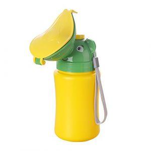 Inchant Mise à jour Modèle Portable mignon bébé tout-petits enfants Potty Training Urinoir pour Voyage, Camping, Voiture extérieur Toilette - For Girls (Inchant Direct, neuf)