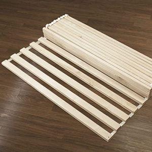 Sommier à Lattes 140x190 140x200-300kg 25 Lattes sans Cadre - Lattes pour Sommier 140x160 140x180 140x210 - Très Résistant pour Cadre de lit Plateforme (HansaHolz, neuf)