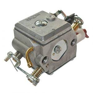 Générique Carburateur pour Husqvarna 345 346XP 350 353 359 Tronçonneuse à Zama C3-EL18B Carb (Motorparts, neuf)