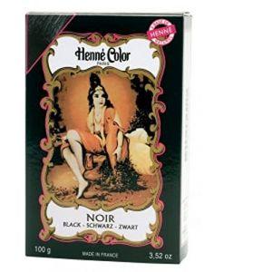 Henné Color Poudre Colorante Noir 100g (Apotheker Stefan Bauer & Compagnie, neuf)