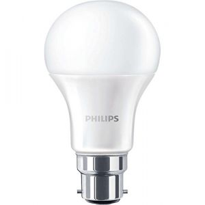 Philips CorePro Ampoule LED non dimmable A60givré chaud, Blanc, 11W, B22, Synthétique, blanc, B22, 11 wattsW 240 voltsV (The LED Specialist, neuf)