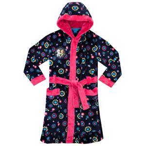 Disney - Robe de Chambre - Frozen - Fille - La Reine des Neiges - Multicolore - 3-4 Ans (Character FR, neuf)