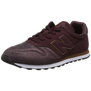 New Balance WL373NP, Chaussures de Running Entrainement Femme, Rouge (Burgundy 512) 40 EU (Rue de la chaussure, neuf)
