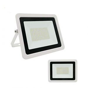 WCT Projecteur LED Éclairage Extérieur 10W, Projecteur Étanche IP68, Éclairage de Sécurité, Applique Murale Pour Usine de Garage de Cour de Jardin, Blanc Froid 6500K (wctebay, neuf)