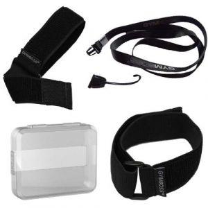 Paquet d'accessoires pour minuteur d'intervalles et chronomètre Gymboss (Gymboss EU, neuf)