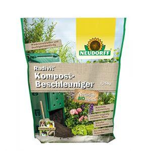 Neudorff Activateur de Compost Radivit - 1,75 kg - 01219 (Zoo & Gartenbedarf München, neuf)