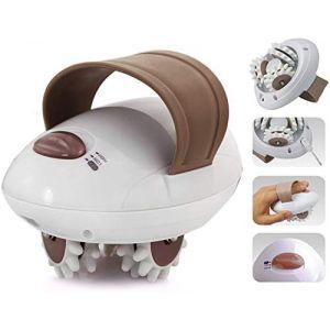 3D Mini Full Body amincissante perte de poids Traitement de graisse du corps motorisé Retrait Relax Rouleau Minceur Appareil de massage (Letter trade, neuf)