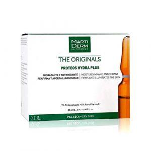 Martiderm The Originals Proteos Hydra Plus Ampoules 30amp (BoxofColor, neuf)