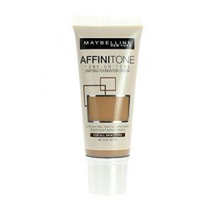 Gemey Maybelline Fond de Teint Affinitone - 30 Sand Beige (AR First Aid, neuf)