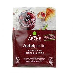 Pectine de pomme en poudre non amidée en sachets de 20g Arche | Pectine Bio (Autorisation car non amidée) - Pectine pour confiture - 20g (2W ORGANIC (SAS), neuf)