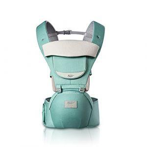 52a626969758 SONARIN 3 en 1 Toutes Saisons porte-bébé respirant Hipseat,Baby  Carrier,Ergonomique
