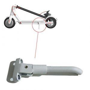 Flycoo Béquille pour XIAOMI M365 XIAOMI M365 Trottinette électronique Remplacement pièce Part Accessoire Kickstand (Blanc) (Flycoo, neuf)