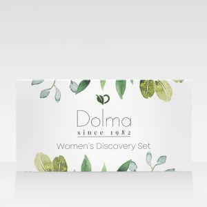 Lot de 12 boîtes de parfum végétaliennes pour femme (Dolma Vegan Perfumes, neuf)