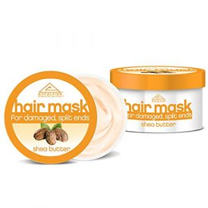 Excelsior Masque capillaire au beurre de karité Pot 175ml (lot de 2) (Cosmetic Solutions Inc., neuf)