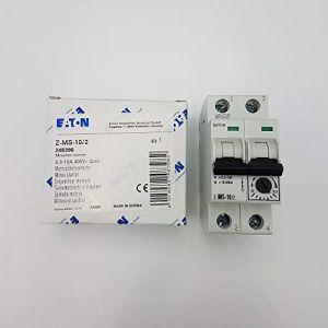 EDENEA Disjoncteur Moteur Bipolaire Monophasé pour Pompe Piscine - Calibre 4-6,3A - Spécial Coffret Electrique Piscine (EDENEA, neuf)