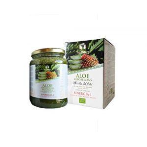Aloe Arborescens Sinergia 1 - Jus d'Aloé Arborescens et miel bio - 750 ml (jlmrenne, neuf)