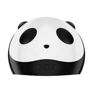 Led Panda Mignon Machine Intelligente Usb Petit Clou Portable Photothérapie Capteur 36 Watts (Chamomile1011, neuf)