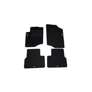 Carmats Tapis de voiture sur mesure en velours aiguilleté avec 2points de fixation (CAR MATS SRLS, neuf)