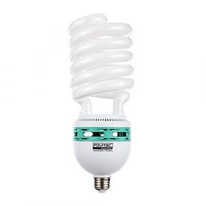 Fovitec – 1 x 105 W Lumière du Jour Ampoule Fluo – [Lot de 1] [105 W] [5500 K CFL] [] [Full Spectrum] (Interfit Photographic UK, neuf)