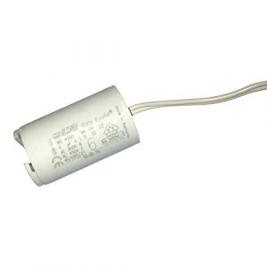 Condensateur moteur pour volet roulant bubendorff 6 µF (NUMERELL, neuf)