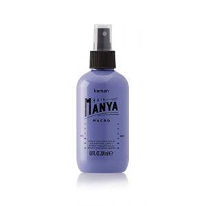 Kemon Hair Manya Macro Spray volumateur 200 ml (Hair Gallery Store, neuf)